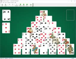 BVS Solitaire Collection screenshot