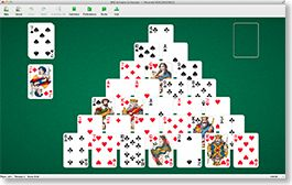 BVS Solitaire Collection for Mac Screen shot