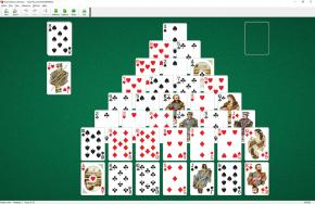 Base Pyramid Solitaire