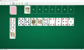Blondes and Brunettes Solitaire