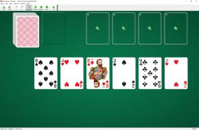 Difficult Sequence Solitaire