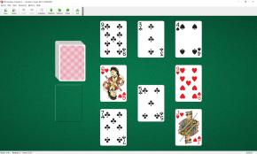 Double or Quits Solitaire
