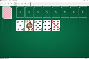 Double Rail Solitaire