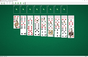 Double Russian Solitaire