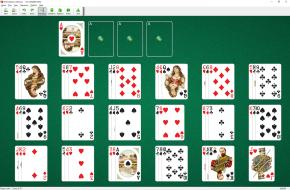 Fan Solitaire