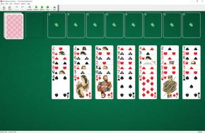 Forty-Nine Solitaire