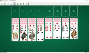 Hardcell Solitaire