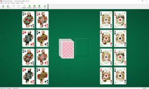 Kings and Aces Solitaire