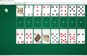 Mathematics Solitaire
