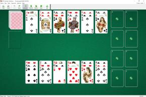 Quadrangle Solitaire