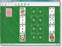 Twin Queens Solitaire