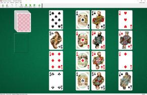 Sheaf Solitaire
