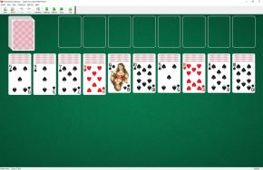 Spider Solitaire Two Suit