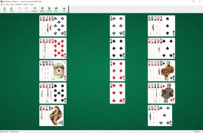 Stay-at-home Solitaire