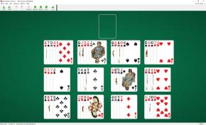 Take Fourteen Solitaire