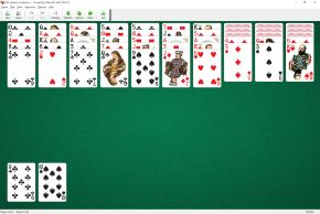 Three Blind Mice Solitaire
