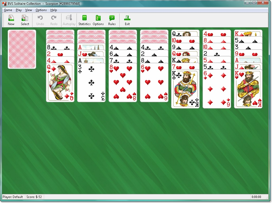 free classic solitaire for windows 7  dedownloadcnetcom