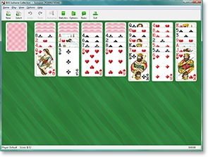 Scorpion Solitaire Screenshot