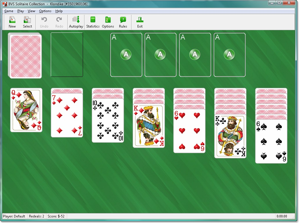 solitaire games list